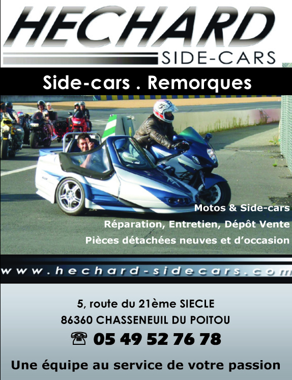 Hechard SIDE CARS